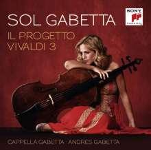 Sol Gabetta - Il Progetto Vivaldi 3, CD