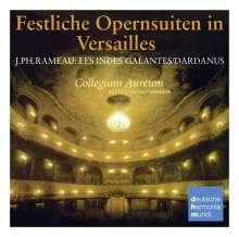 Jean Philippe Rameau (1683-1764): Les Indes Galantes-Suite, CD