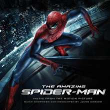 James Horner: The Amazing Spider-Man (O.S.T.), CD