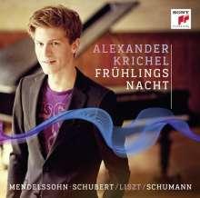 Alexander Krichel - Frühlingsnacht, CD