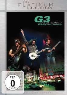 G3: Live in Tokyo, DVD
