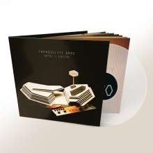 Arctic Monkeys: Tranquility Base Hotel & Casino (Limited-Edition) (Clear Vinyl), LP