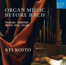 Orgelmusik vor Bach, CD