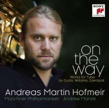 Andreas Martin Hofmeir - On the Way, CD