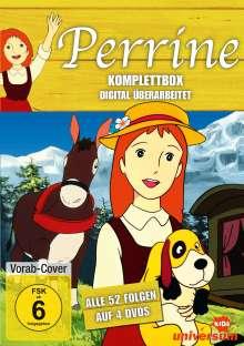 Perrine (Komplette Serie), 4 DVDs