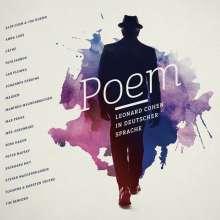 Poem: Leonard Cohen in deutscher Sprache, CD