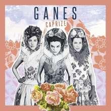 Ganes: Caprize, CD