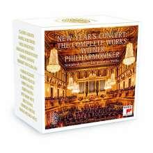 Neujahrskonzert der Wiener Philharmoniker - Sämtliche 319 Werke