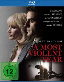 A Most Violent Year (Blu-ray), Blu-ray Disc