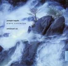 Joseph Haydn (1732-1809): Klavierkonzerte H18 Nr.3,4 & 11, CD