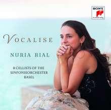 Nuria Rial - Vocalise, CD