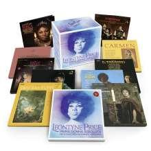 Leontyne Price - Prima Donna Assoluta (10 Operngesamtaufnahmen), 22 CDs