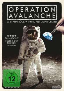 Operation Avalanche, DVD