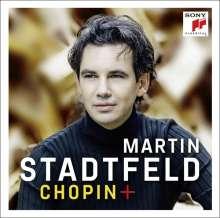 Martin Stadtfeld - Chopin +, CD