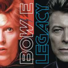 David Bowie: Legacy (180g), 2 LPs