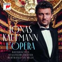 Jonas Kaufmann – L'Opera, CD