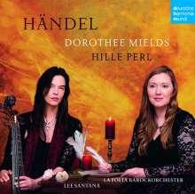 Dorothee Mields & Hille Perl - Händel, CD
