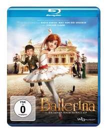 Ballerina - Gib deinen Traum niemals auf (Blu-ray), Blu-ray Disc