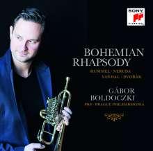 Gabor Boldoczki - Bohemian Rhapsody, CD