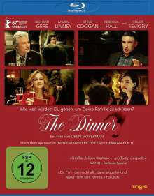 The Dinner (Blu-ray), Blu-ray Disc