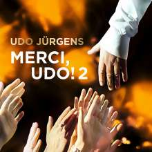 Udo Jürgens: Merci, Udo! 2 (Das neue Album 2017), 2 CDs