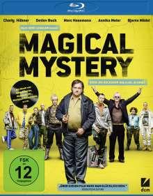 Magical Mystery oder: die Rückkehr des Karl Schmidt (Blu-ray), Blu-ray Disc