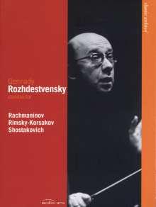 Gennadi Roshdestvensky dirigiert, DVD