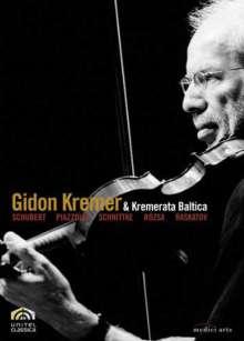 Gidon Kremer & Kremerata Baltica, DVD