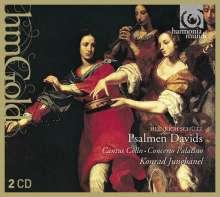 Heinrich Schütz (1585-1672): Psalmen Davids SWV 22-47, 2 CDs