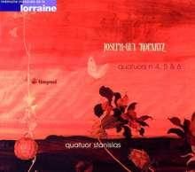 Joseph Guy Ropartz (1864-1955): Streichquartette Vol.2, CD