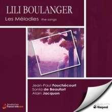 Lili Boulanger (1893-1918): Lieder, CD