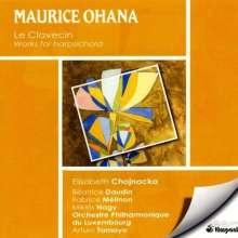 Maurice Ohana (1914-1992): Cembalowerke, CD