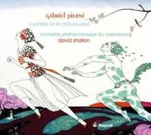 Gabriel Pierne (1863-1937): Cydalise (Ballettmusik), CD