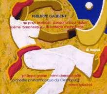 Philippe Gaubert (1879-1941): Au Pays basque, CD