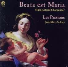 """Marc-Antoine Charpentier (1634-1704): Geistliche Chorwerke """"Beata est Maria"""", CD"""