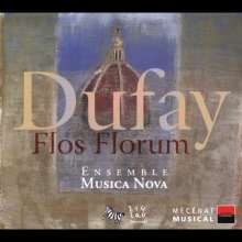 Guillaume Dufay (1400-1474): Motetten,Hymnen,Antiennes - Flos Florum, CD