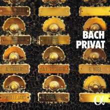 Johann Sebastian Bach (1685-1750): Kammermusik - Bach privat, CD