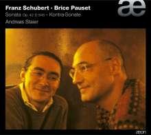 Brice Pauset (geb. 1965): Kontra-Sonate, CD