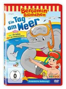Benjamin Blümchen - Ein Tag am Meer: Das Walbaby / Der Leuchturmwärter, DVD