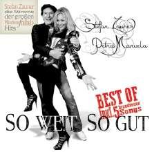 Stefan Zauner & Petra Manuela: So weit so gut, CD