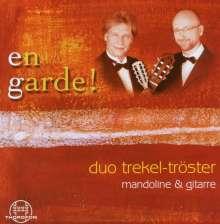 Duo Trekel-Tröster - En Garde!, CD