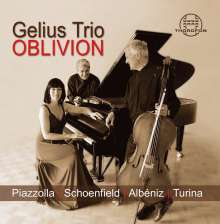 Gelius Trio - Oblivion, CD