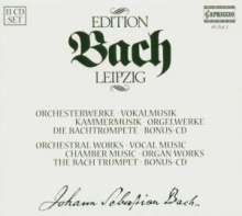 Johann Sebastian Bach (1685-1750): Bach Edition Leipzig, 11 CDs