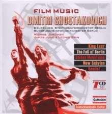 Dmitri Schostakowitsch (1906-1975): Die Filmmusiken, 7 CDs