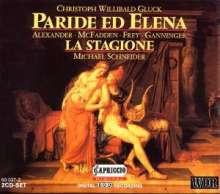 Christoph Willibald Gluck (1714-1787): Paride et Elena, 2 CDs