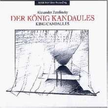 Alexander von Zemlinsky (1871-1942): Der König Kandaules, 2 CDs