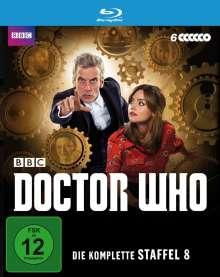 Doctor Who Season 8 (Blu-ray), 6 Blu-ray Discs