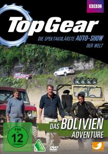 Top Gear - Das Bolivien Adventure, DVD