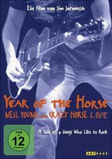 Year Of The Horse: Neil Young & Crazy Horse Live (Exklusive Neuauflage für jpc)