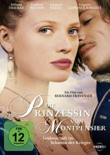 Die Prinzessin von Montpensier, DVD